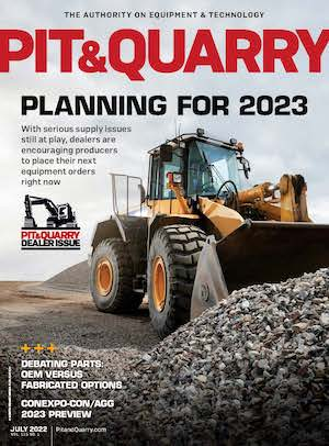PIT & QUARRY COVER